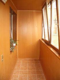 отделка балконов город Челябинск