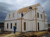 каркасное строительство домов Челябинск