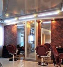 Отделка парикмахерской в г.Челябинск