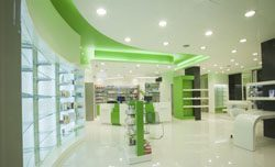 отделка аптек в Челябинске